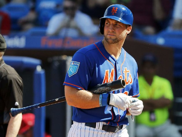 tim-tebow-has-been-reassigned-to-the-new-york-mets-minor-league-camp-after-going-0-for-4-in-an-exhibition-game-against-the-houston-astros