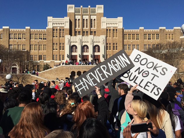 students-at-little-rocks-central-high-school-participate-in-a-walkout-wednesday-march-14-2018-in-solitary-with-victims-of-the-parkland-fla-school-shooting-last-month