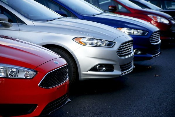Ford recalls nearly 1.4M cars after reports of steering wheels detaching