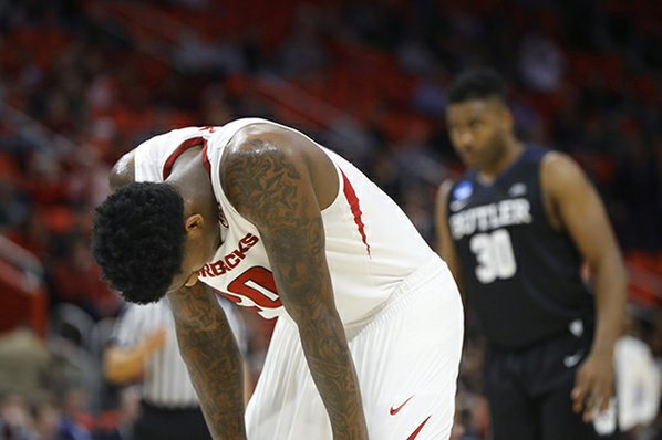 Arkansas faces history test in Butler