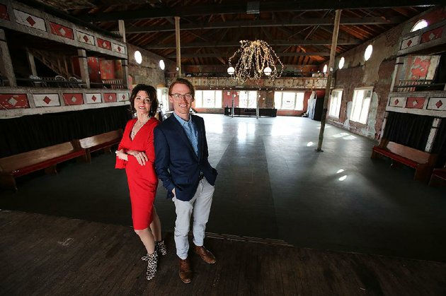 kerry-mccoy-and-her-son-matthew-recently-received-a-grant-to-add-an-elevator-for-the-dreamland-ballroom-public-access-project