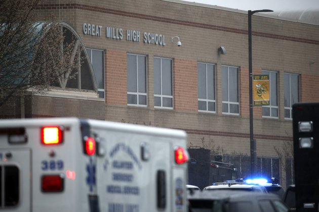 deputies-federal-agents-and-rescue-personnel-converge-on-great-mills-high-school-the-scene-of-a-shooting-tuesday-morning-march-20-2018-in-great-mills-md-the-shooting-left-at-least-three-people-injured-including-the-shooter-ap-photoalex-brandon