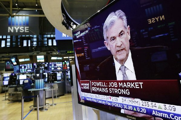 Fed reveals interest rate rise