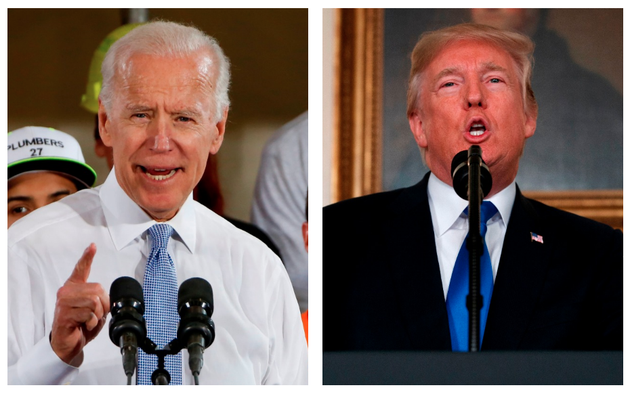 former-vice-president-joe-biden-left-and-president-donald-trump-are-shown-in-these-file-photos