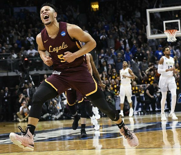 Twitter reacts to Loyola's insane  hot start