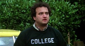 Despite his 0.0 grade point average, after Animal House young John Blutarski (John Belushi) went on to serve in the U.S. Senate.