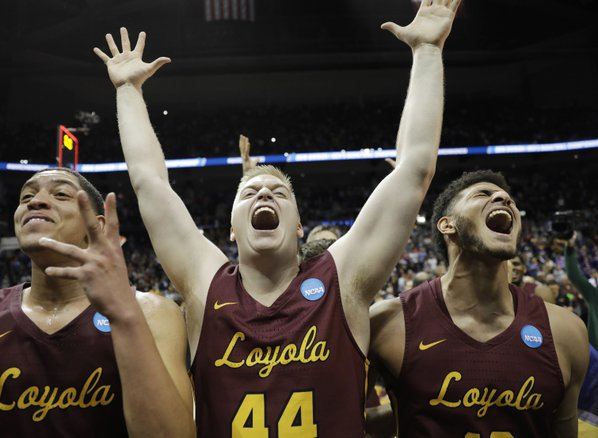 NCAA Tournament conference standings: Big 12 places three teams in Elite Eight