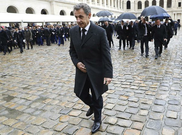 Sarkozy to face trial for corruption, influence peddling