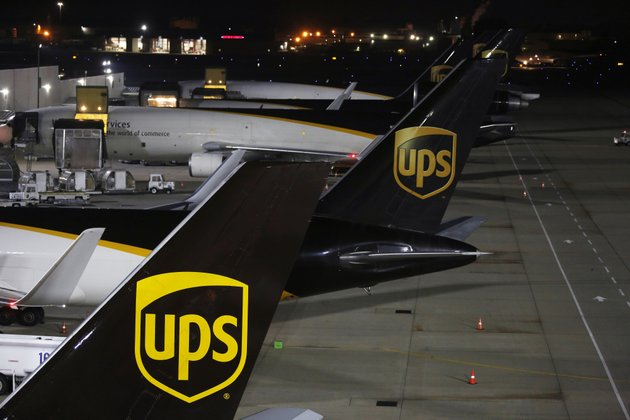 life cycle of united parcel service