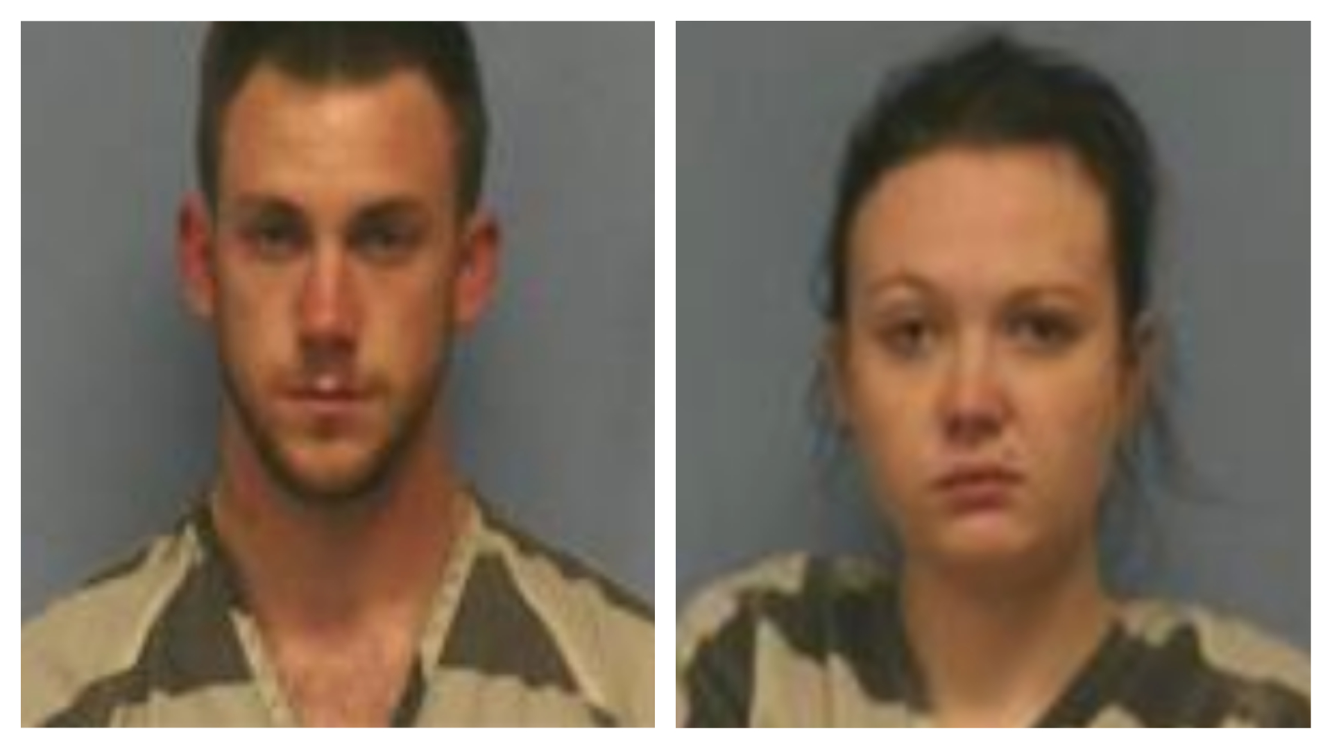 Central Arkansas police chase nets 2 arrests, more than 1