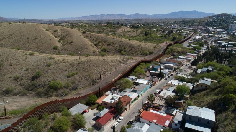 Everything You Need to Know About the Mexico-United States ...  |What Two States Border Mexico