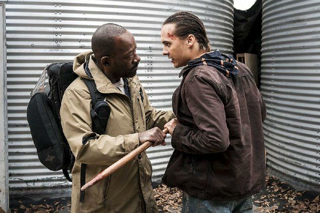 the-walking-deads-morgan-jones-lennie-james-left-switches-series-and-meets-nick-clark-frank-dillane-on-fear-the-walking-dead-season-4-debuts-at-9-pm-today-on-amc-following-the-season-8-finale-of-the-walking-dead