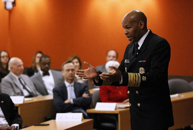 us-surgeon-general-jerome-adams-speaking-thursday-at-the-state-health-department-in-little-rock-said-everyone-has-a-chance-to-save-a-life-if-youre-willing-to-carry-naloxone