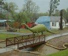 Arkansas tornado damage from April 13 storms