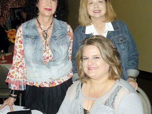 United Way Jeans & Bling event, Conway