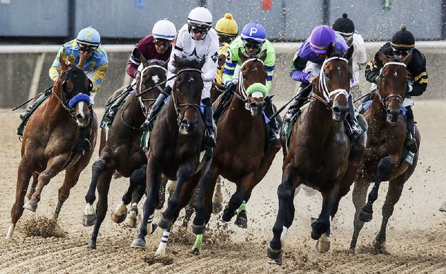 magnum-moon-second-from-right-and-jockey-luis-saez-lead-the-fi-eld-into-the-fi-rst-turn-on-the-way-to-a-wire-to-wire-victory-in-sat-urdays-1-million-grade-i-arkansas-derby-at-oaklawn-park-in-hot-springs-see-more-photos-at-arkansasonlinecomgalleries