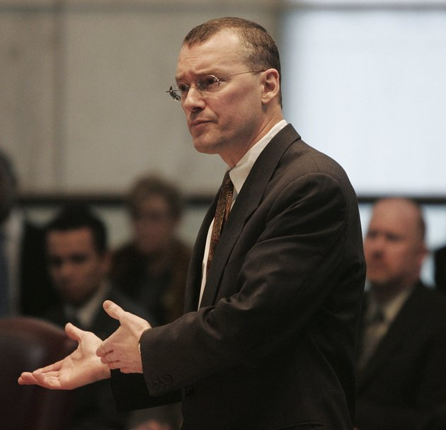 in-this-feb-15-2006-file-photo-attorney-david-s-buckel-makes-arguments-in-favor-of-gay-marriage-during-oral-arguments-seeking-marriage-for-same-sex-couples-at-the-new-jersey-supreme-court-in-trenton-nj-buckel-a-well-known-gay-rights-lawyer-and-environmental-advocate-burned-himself-to-death-in-brooklyns-prospect-park-on-saturday-april-14-2018-in-a-grisly-protest-against-ecological-destruction-ap-photojose-f-moreno-pool-file