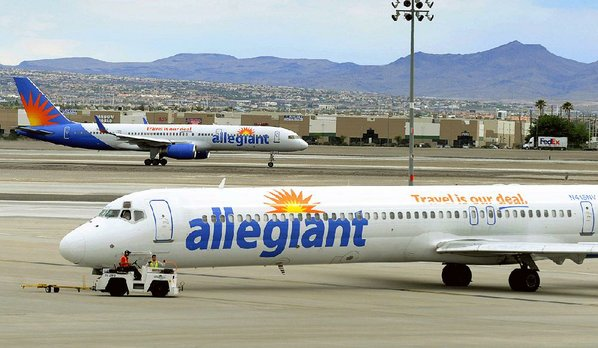 Concord responds to CBS News' '60 Minutes' report on Allegiant Air safety