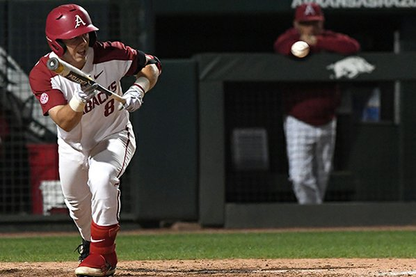Aggies Drop Series Opener to Arkansas