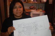 Teresa Sandoval, owner ...