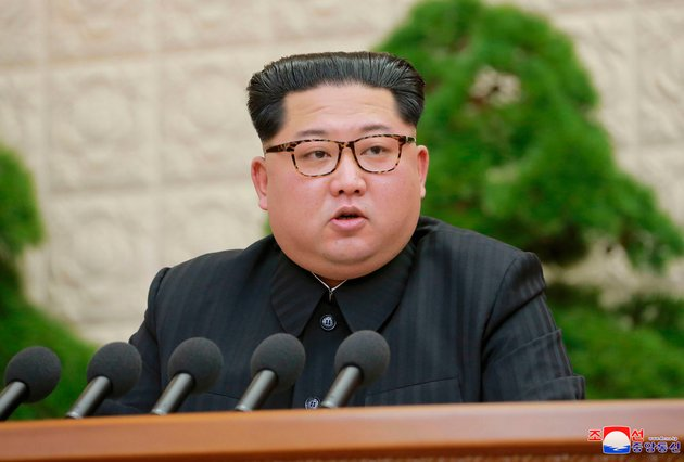 in-this-friday-april-20-2018-photo-provided-by-the-north-korean-government-north-korean-leader-kim-jong-un-speaks-during-a-meeting-of-the-central-committee-of-the-workers-party-of-korea-in-pyongyang-north-korea-north-korea-said-saturday-april-21-2017-it-has-suspended-nuclear-and-long-range-missile-tests-and-plans-to-close-its-nuclear-test-site-ahead-of-a-new-round-of-negotiations-with-south-korea-and-the-united-states-there-was-no-clear-indication-in-the-norths-announcement-if-it-would-be-willing-to-deal-away-its-arsenal-independent-journalists-were-not-given-access-to-cover-the-event-depicted-in-this-image-distributed-by-the-north-korean-government-the-content-of-this-image-is-as-provided-and-cannot-be-independently-verified-korean-language-watermark-on-image-as-provided-by-source-reads-kcna-which-is-the-abbreviation-for-korean-central-news-agency-korean-central-news-agencykorea-news-service-via-ap-file