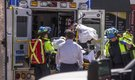 PHOTOS, VIDEO: 9 killed after van hits crowd in Toronto, authorities say; 16 hurt