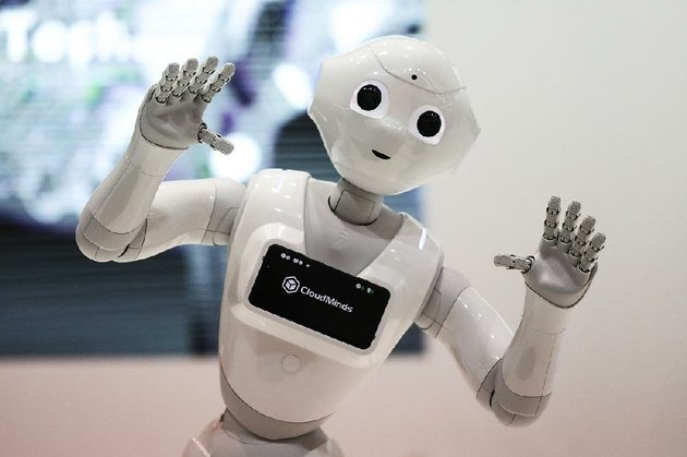 pepper-a-softbank-group-corp-humanoid-robot-stands-on-display-during-the-mobile-world-congress-in-barcelona-spain-in-february
