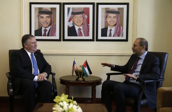 Resolution to Israeli-Palestinian conflict remains United States priority: Pompeo