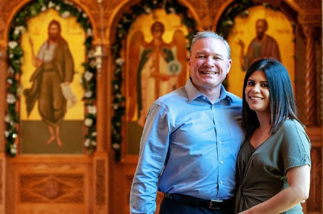 edmond-hurst-and-his-wife-sara-massana-hurst-are-co-chairmen-of-the-international-greek-food-festival-held-at-annunciation-greek-orthodox-church-the-festival-will-include-guided-tours-of-the-church-which-includes-the-largest-collection-of-byzantine-iconography-in-arkansas-tours-will-be-conducted-by-the-rev-nicholas-verdaris