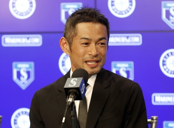 Ichiro Transitions to Front Office Role with Mariners