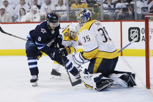 Winnipeg Jets vs. Nashville Predators 5/5/18, Prediction & Odds