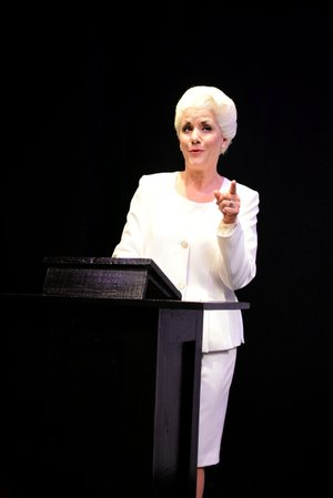"""Ann"" -- The inspiring, funny, down-to-earth story of former Texas Gov. Ann Richards, 2 p.m. May 6; 8 p.m. May 10-12; 2 p.m. May 13, Arkansas Public Theatre in Rogers. $17-$40. 631-8988."