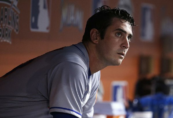 Matt Harvey Designated for Assignment by New York Mets
