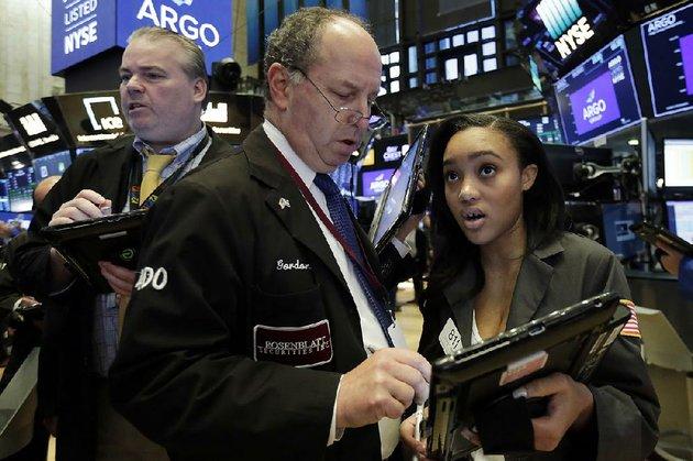 Market Report Energy Tech Stocks Power Gains