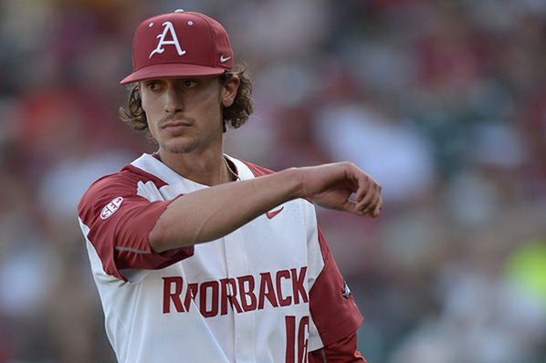 No. 20 Aggie Baseball suffers loss against No. 6 Arkansas