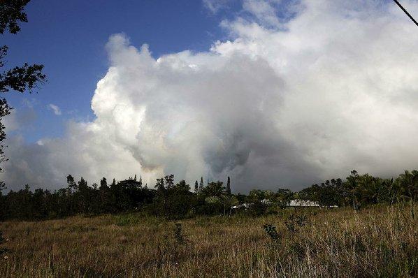 Donald Trump Trump Declares Disaster For Hawaii Volcano Eruption