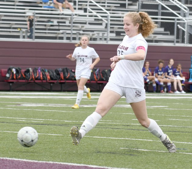 bud-sullinsspecial-to-the-herald-leader-siloam-springs-senior-megan-hutto-takes-a-stab-at-a-ball-during-the-lady-panthers-game-against-el-dorado-on-may-1-hutto-signed-to-play-college-soccer-at-northeastern-state-university-in-tahlequah-okla