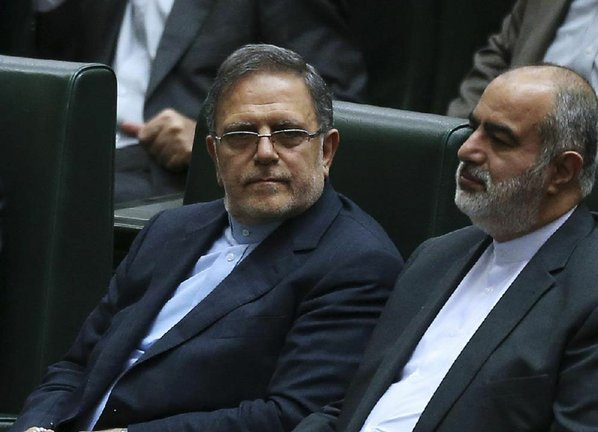 US sanctions Iran central bank governor for terrorist support