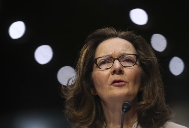 in-this-may-9-2018-photo-cia-nominee-gina-haspel-testifies-during-a-confirmation-hearing-of-the-senate-intelligence-committee-on-capitol-hill-in-washington-in-a-letter-tuesday-to-the-top-democrat-on-the-senate-intelligence-committee-haspel-says-she-would-x201crefuse-to-undertake-any-proposed-activity-that-is-contrary-to-my-moral-and-ethical-valuesx201d-ap-photopablo-martinez-monsivais