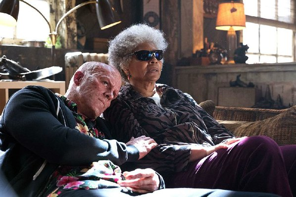 Blind Al comforts Wade Wilson and provides the otherwise nihilistic and violent Deadpool 2 with a surprisingly warm moral center