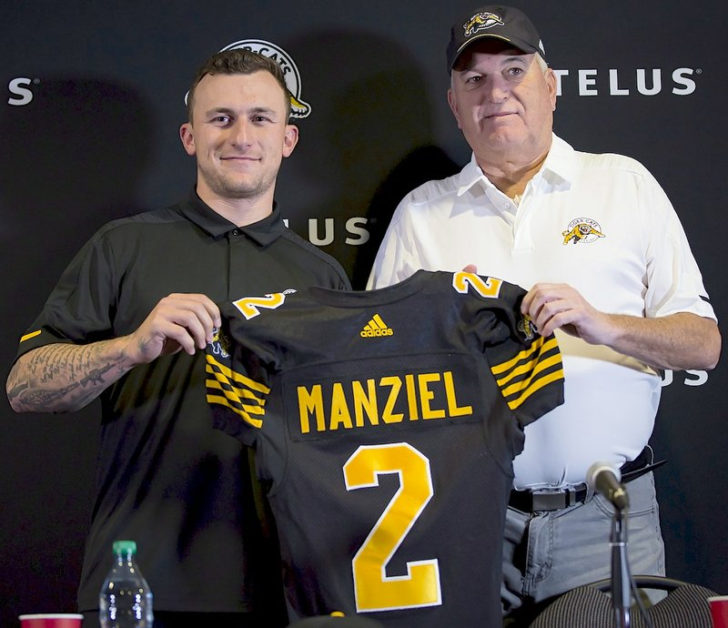 Manziel signs with CFL in path back to football 783a7edad