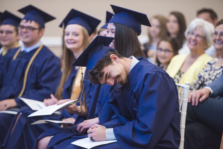 Bentonville charter school celebrates first graduates | NWADG