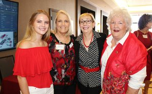 Go Red for Women annual luncheon