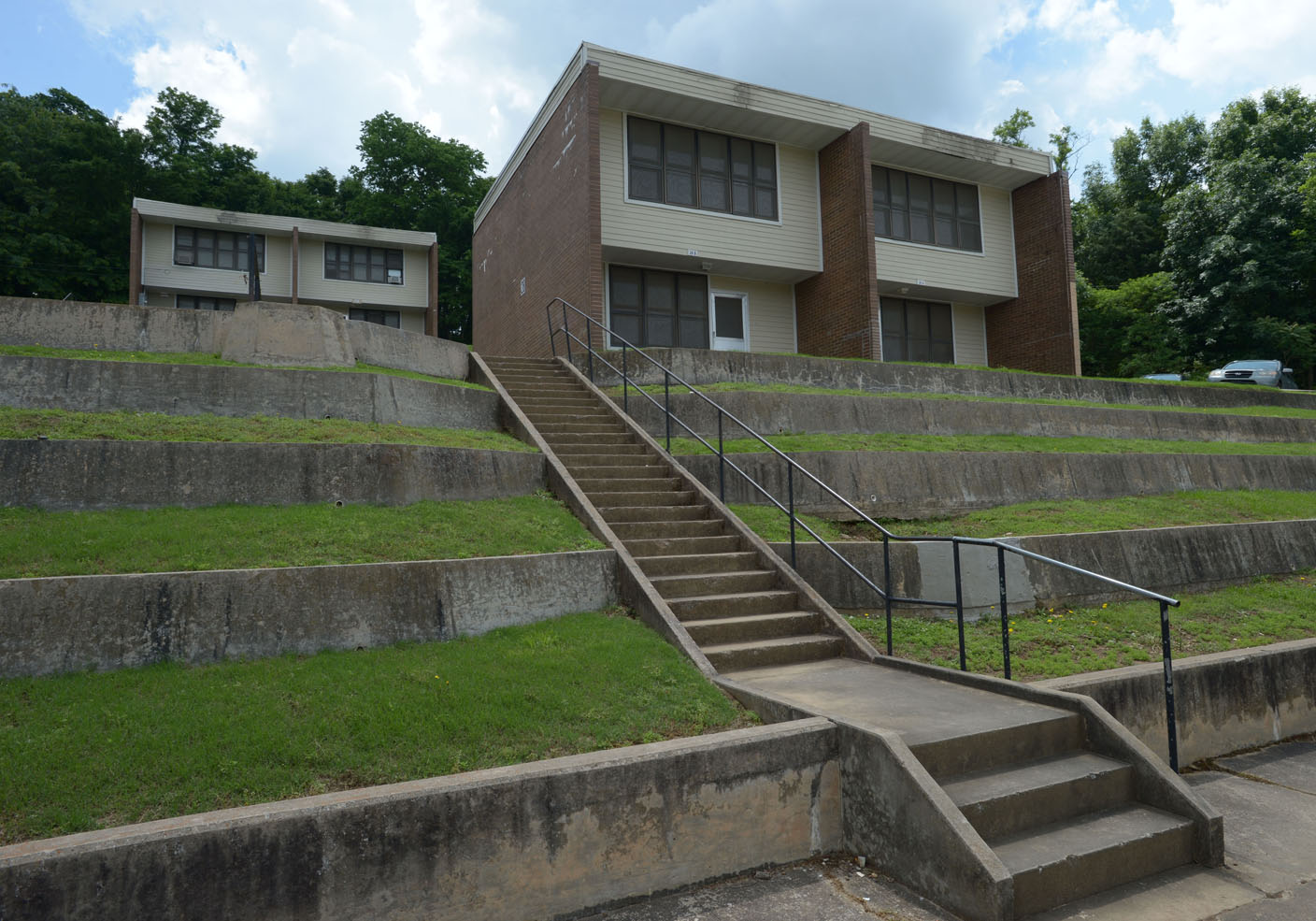 Plan outlines landscaping, facade improvements at Willow Heights in Fayetteville