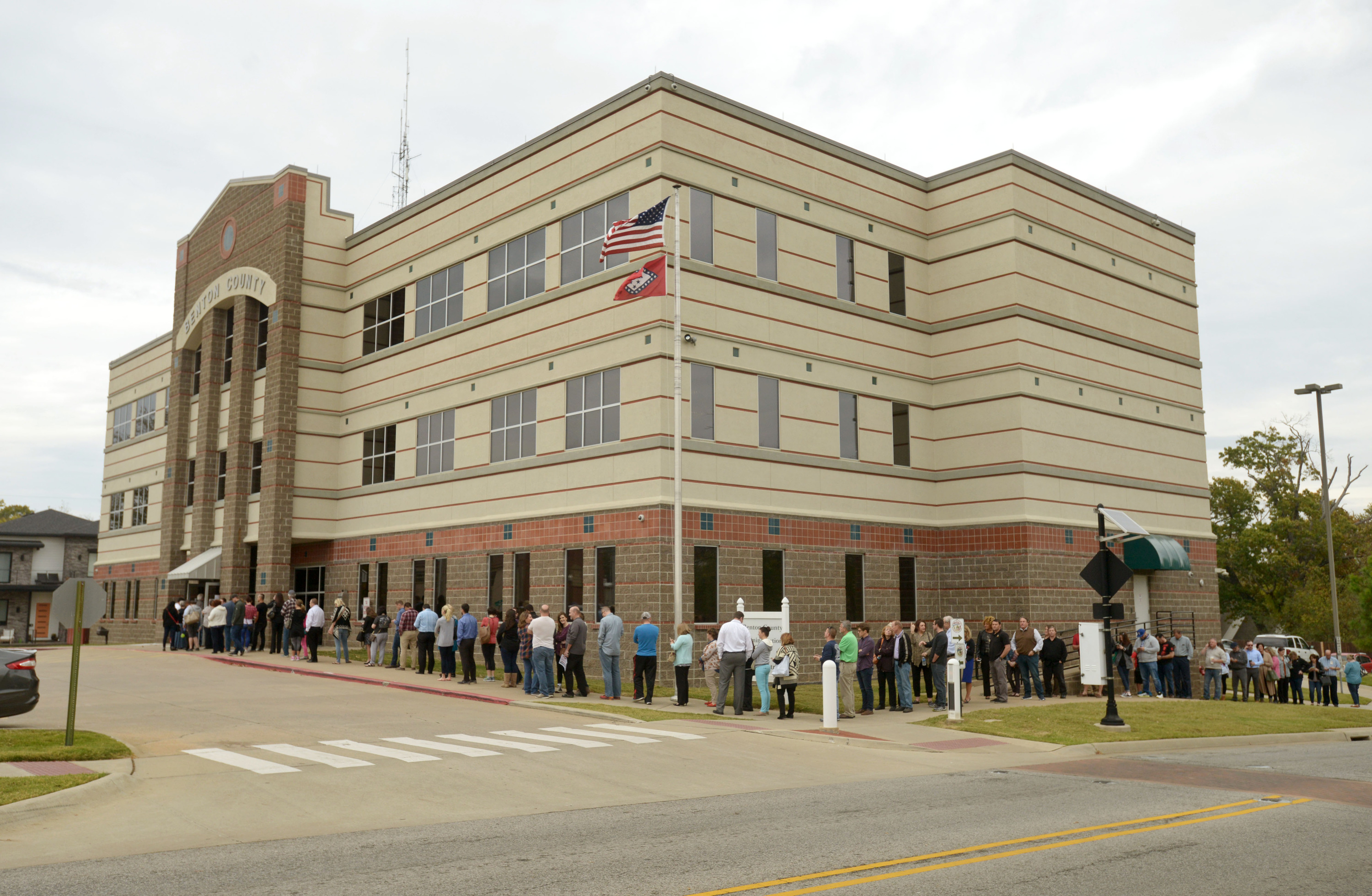 Benton County Administration Building security upgrades complete