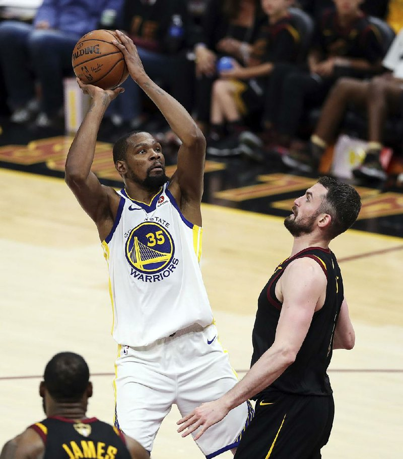 3b2d1474ce5 Champagne on ice  Durant carries Warriors to 3-0 lead in NBA Finals
