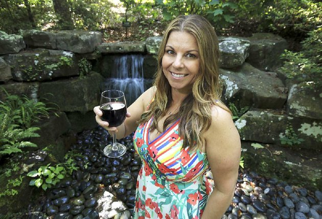 sarah-falasco-is-chairman-of-wine-food-feastival-an-annual-event-for-wildwood-park-for-the-arts-the-fun-starts-at-630-pm-friday-at-wildwood-20919-denny-road-in-west-little-rock-falasco-says-the-small-intimate-affair-is-definitely-not-stuffy