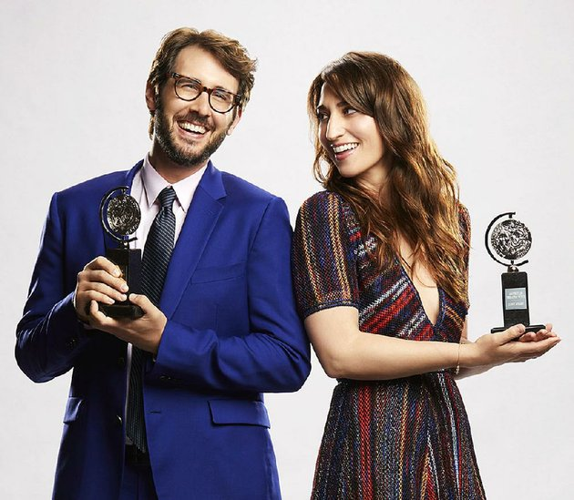 the-tony-awards-will-be-hosted-for-the-first-time-by-josh-groban-and-sara-bareilles-cbs-will-air-the-three-hour-broadway-lovefest-beginning-at-7-pm-today