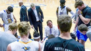 Photo courtesy of JBU Sports Information John Brown head basketball coach Jason Beschta announced the signing of five new players for the 2018-19 basketball season.