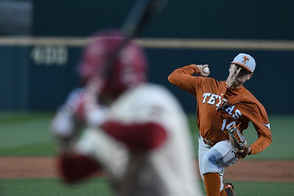 the-razorbacks-beat-the-longhorns-13-4-tuesday-march-13-2018-at-baum-stadium-in-fayetteville